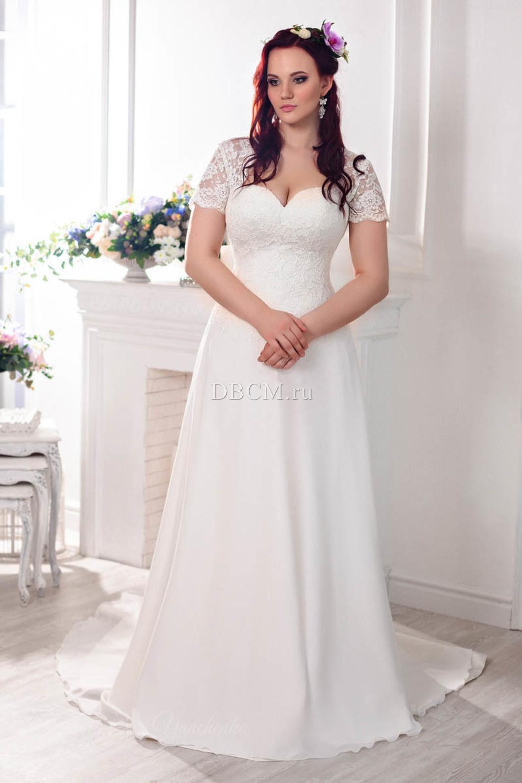 Великолепные Свадебные Платья 50 Размера