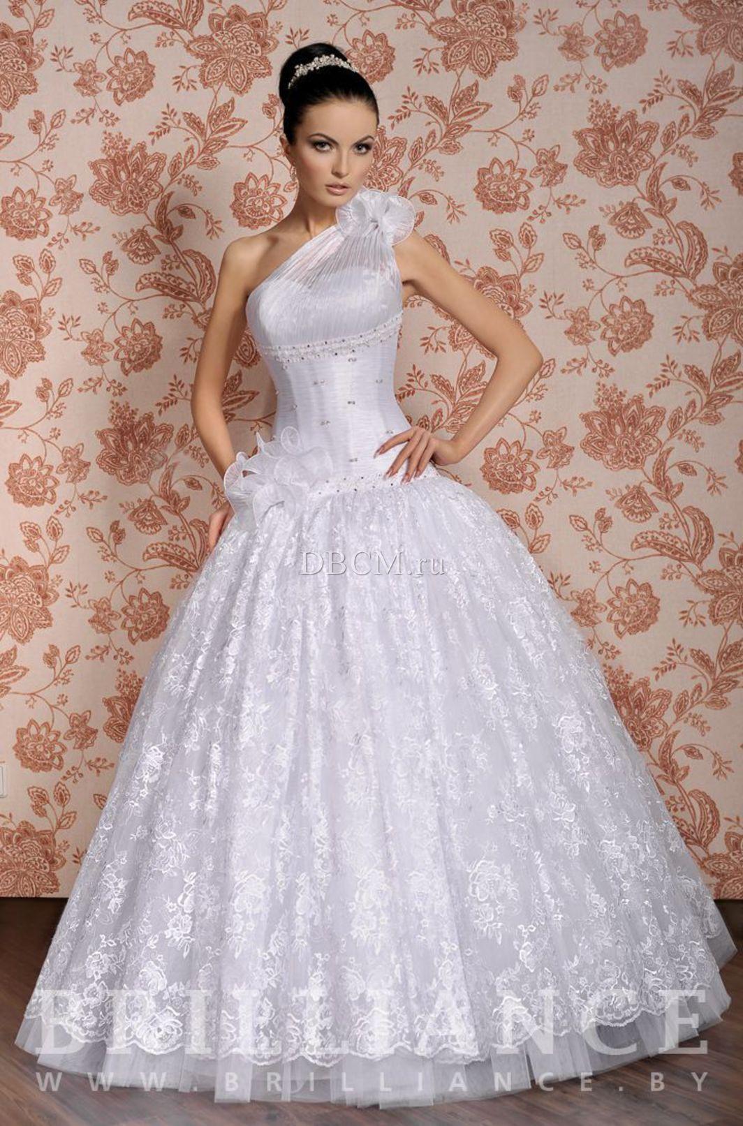 Крутое Свадебные Платья