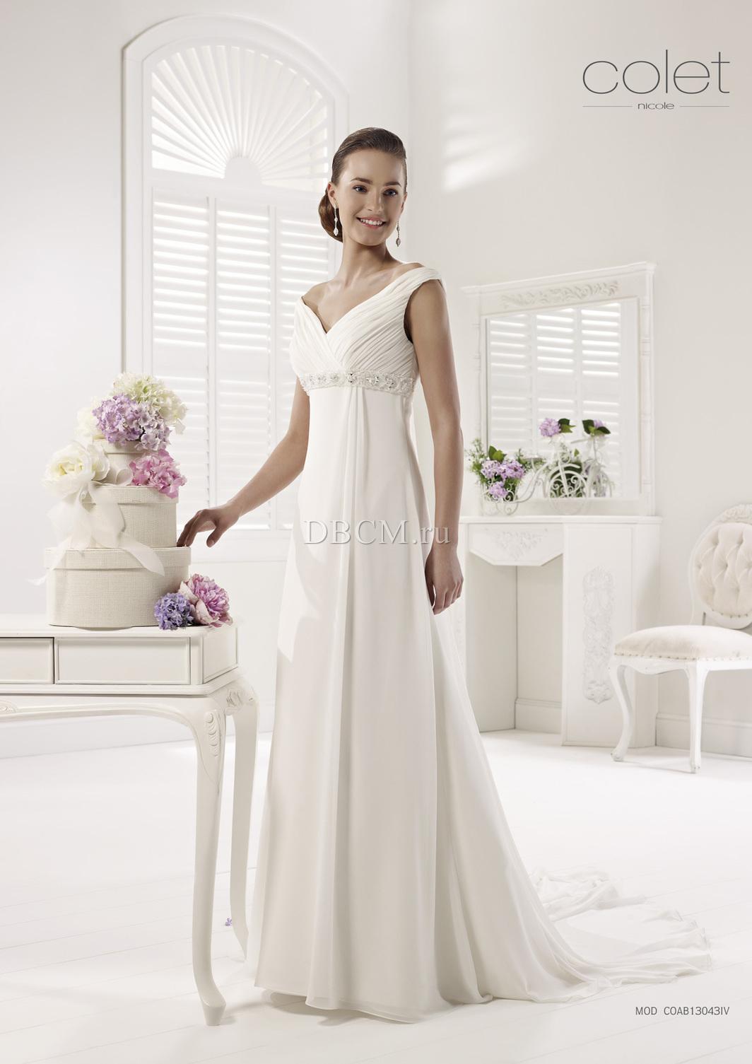 Итальянские Свадебные Платья Колет