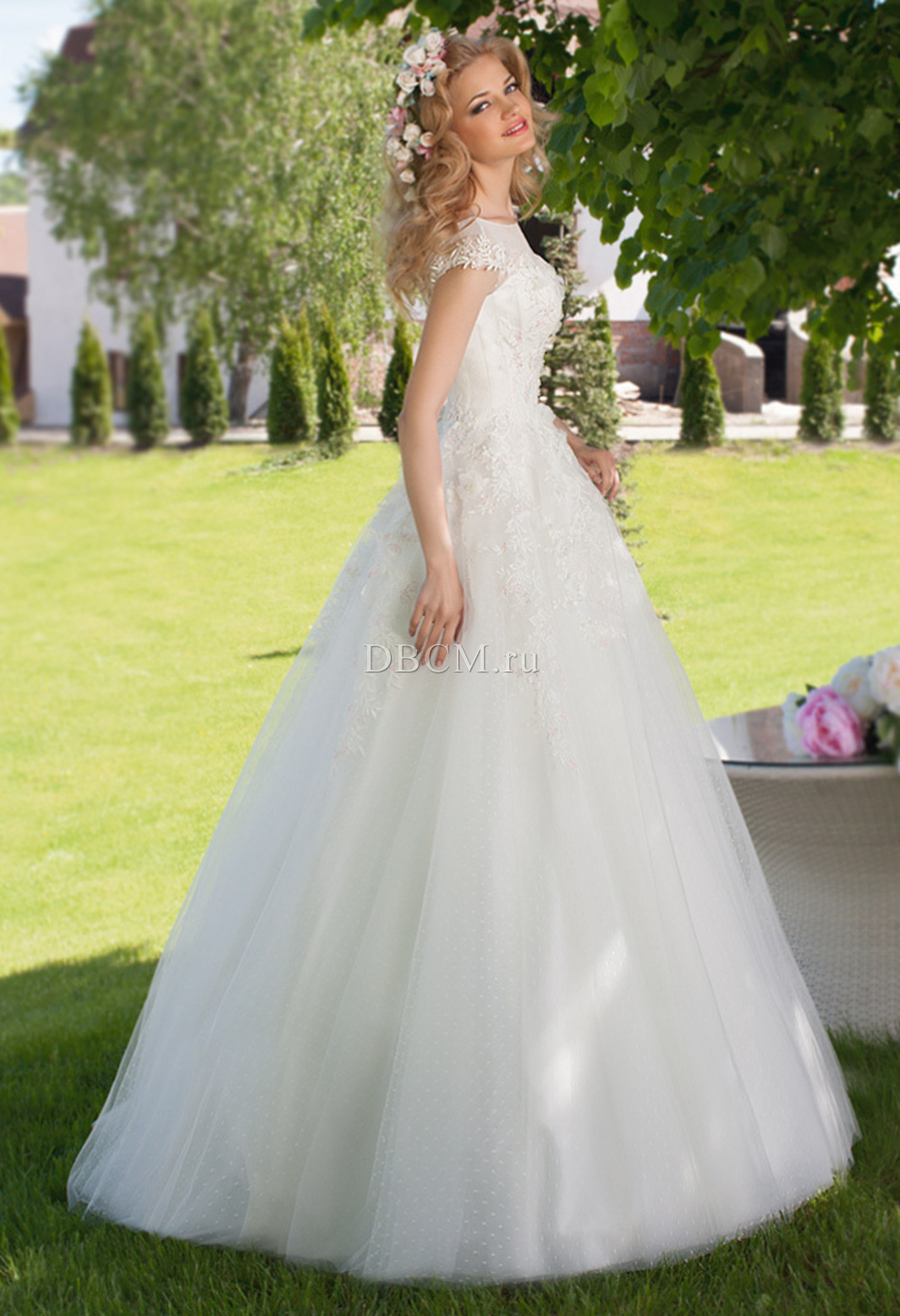 Платья пляжное свадебное платье