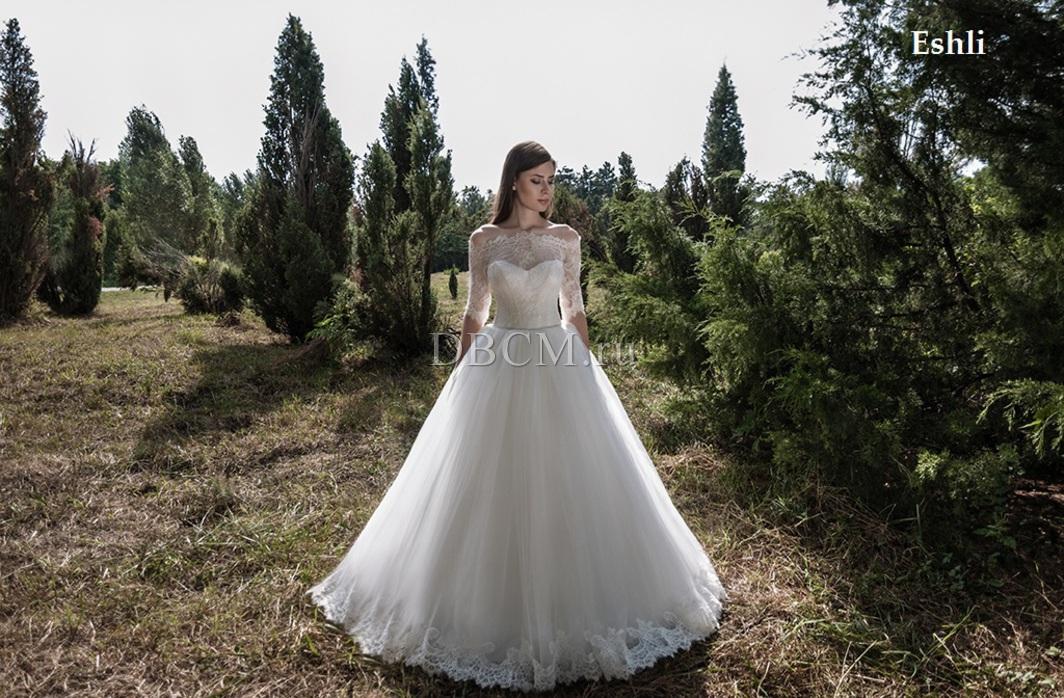 Свадебные Платья Мандельсон
