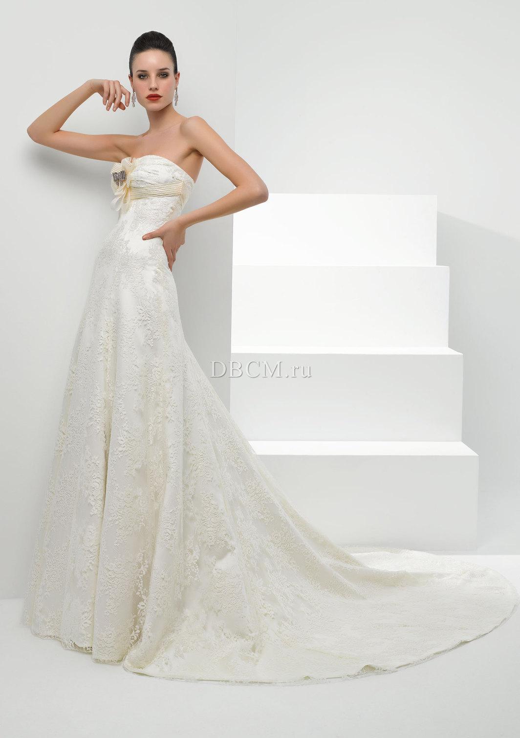 Длинное платье ампир купить