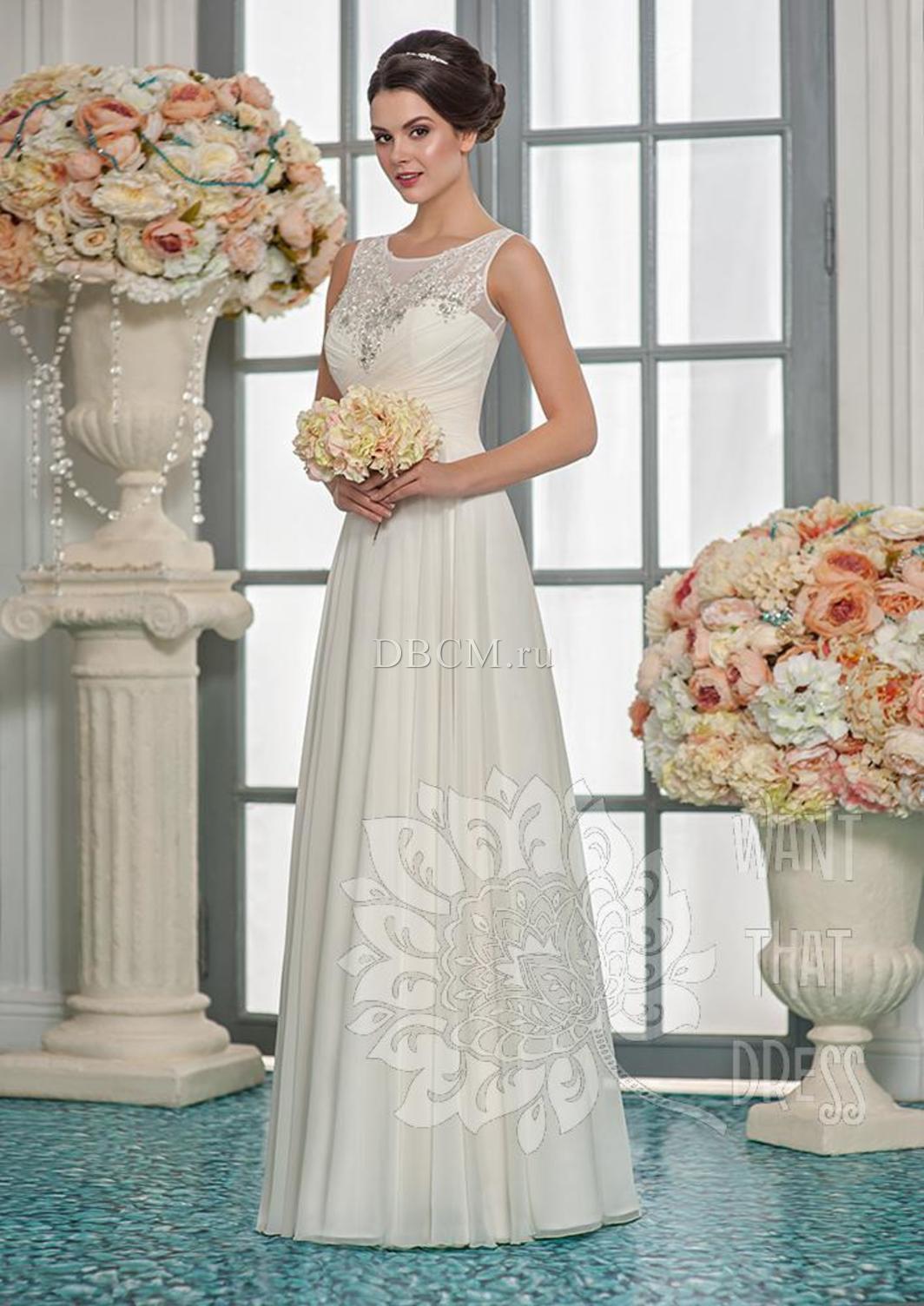 Цена Свадебного Платья М 019