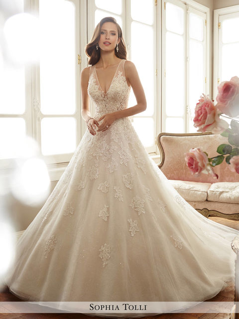 Sophia Tolli Wedding Dresses Bridal Collections