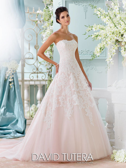 Mon Cheri   Model: 116202 Soleleil Wedding Dress Photo
