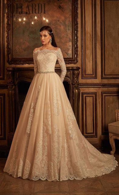 Coleccion de vestidos de novia de randy