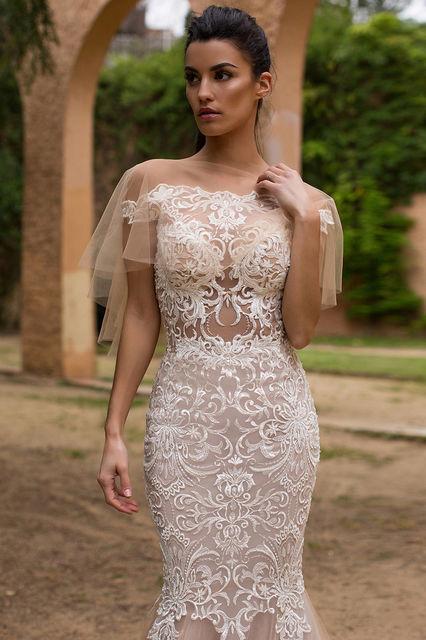 Купить свадебное платье milla nova