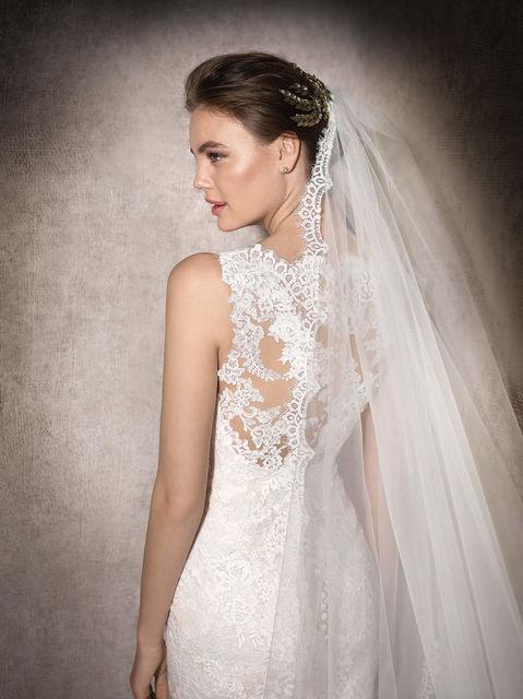 vestido de novia de st. patrick miriam. colección wedding dresses 2017