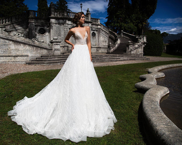 0da7cf6945c MillaNova — Свадебное платье из коллекции White Desire. Модель  Britani