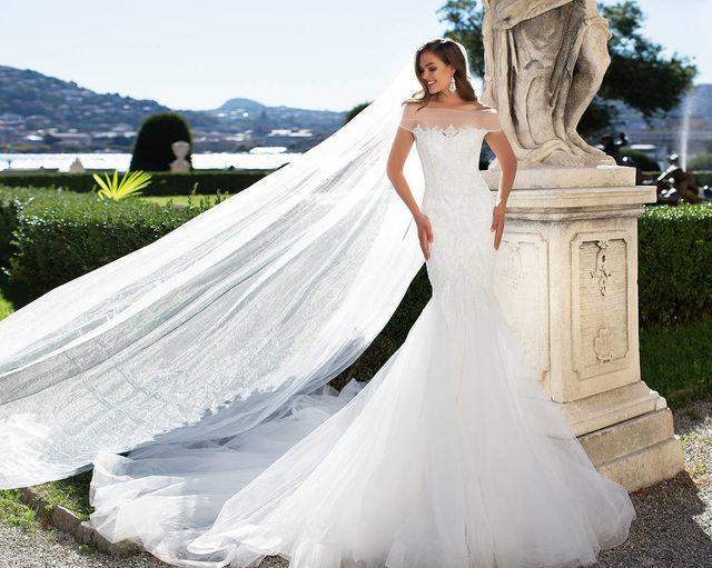1928f370e502ef MillaNova — Свадебные платья из коллекции White Desire | Страница 2