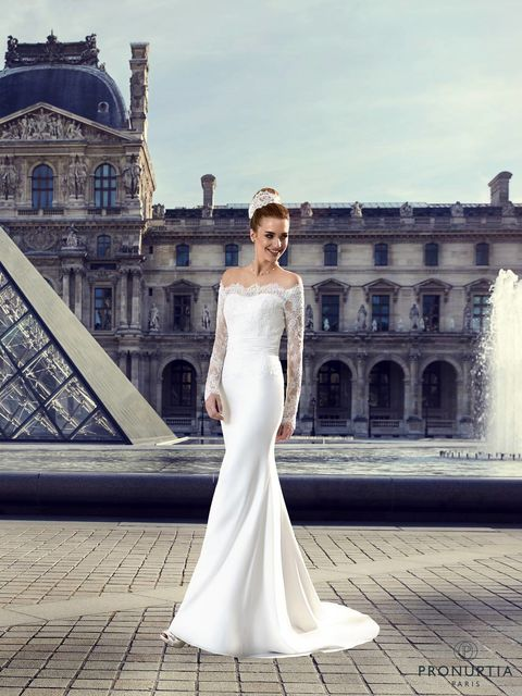 Pronuptia wedding dresses pronuptia 2017 collection page 2 for Wedding dresses lafayette la