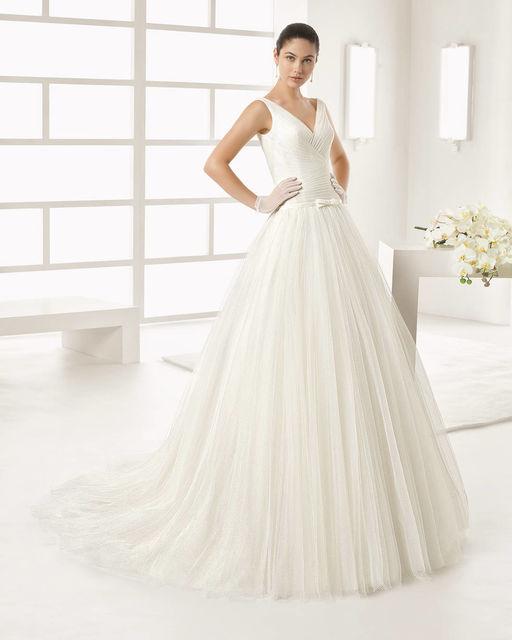 Rosa Clara 1a151 Oliver Wedding Dress Two 2017