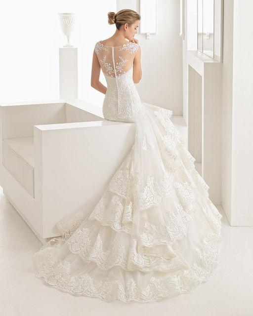 Rosa Clara 1a159 Omaha Wedding Dress Rosa Clara Two 2017 Collection,Homecoming Wedding Dresses In Sri Lanka