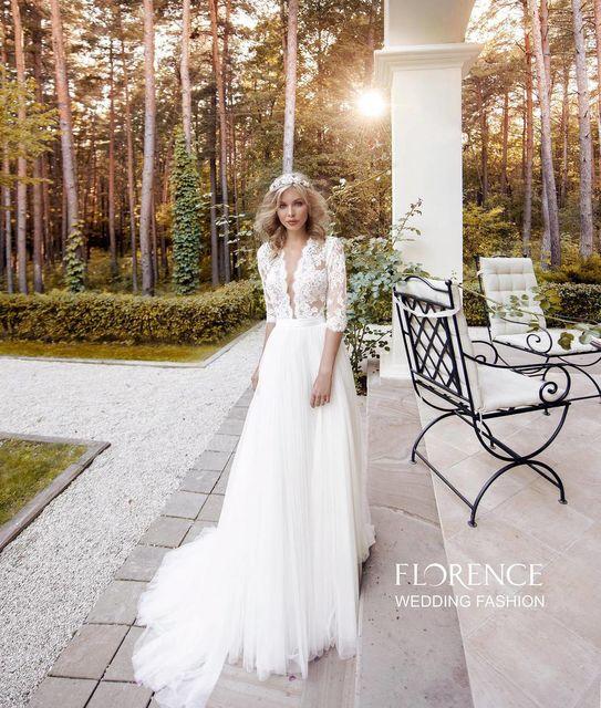 Florence Bardolino Wedding Dress