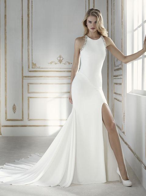 68f7616008 Vestidos de novia de La Sposa. Colección Wedding Dresses 2018 collection