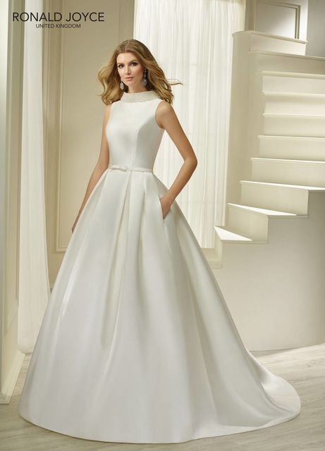 26263866e7 Ronald Joyce - Model  69272 Hanifa Wedding Dress photo