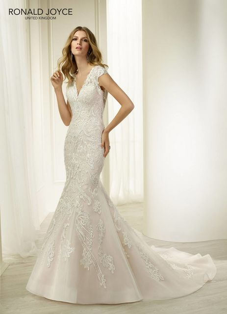 003c172a04 Ronald Joyce - Model  69273 Harrie Wedding Dress photo