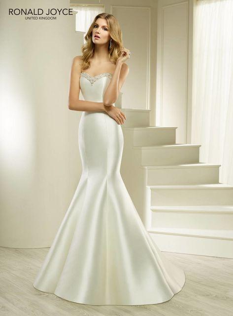 5234f057bc Ronald Joyce - Model  69275 Heva Wedding Dress photo