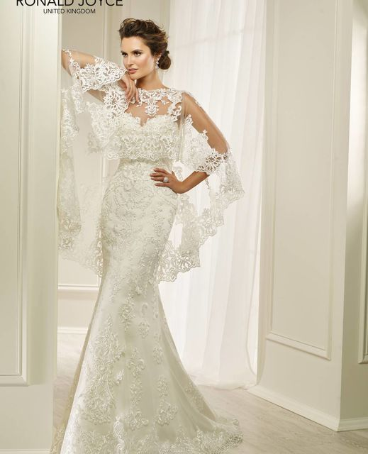 Ronald Joyce Wedding Dress 69220 Henrika Photo 1