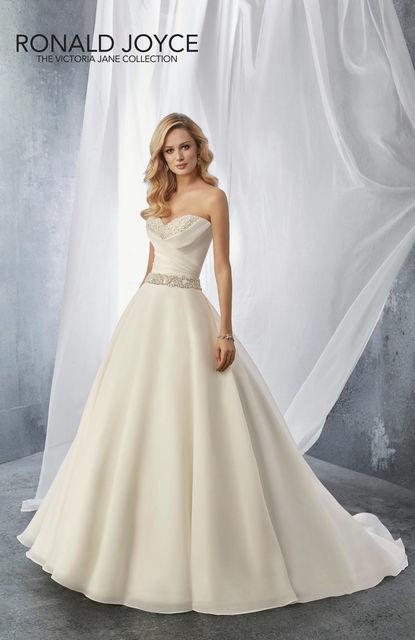 Novia Vestido JeanColección Victoria De Joyce Jane Ronald 18056 OP8k0nw