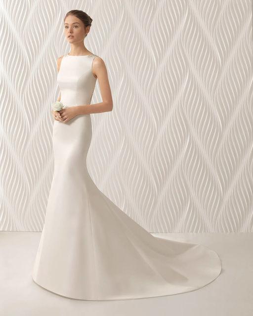 3dc8beae6 Rosa Clara - Modelo  Asis vestido de novia foto