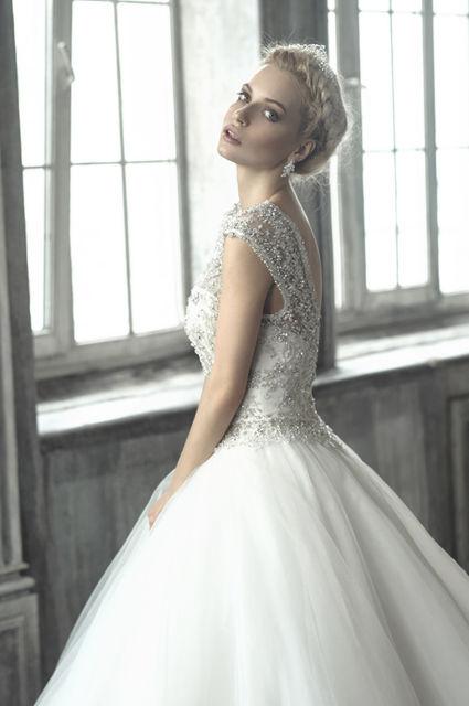 Свадебное платье alicia cruz