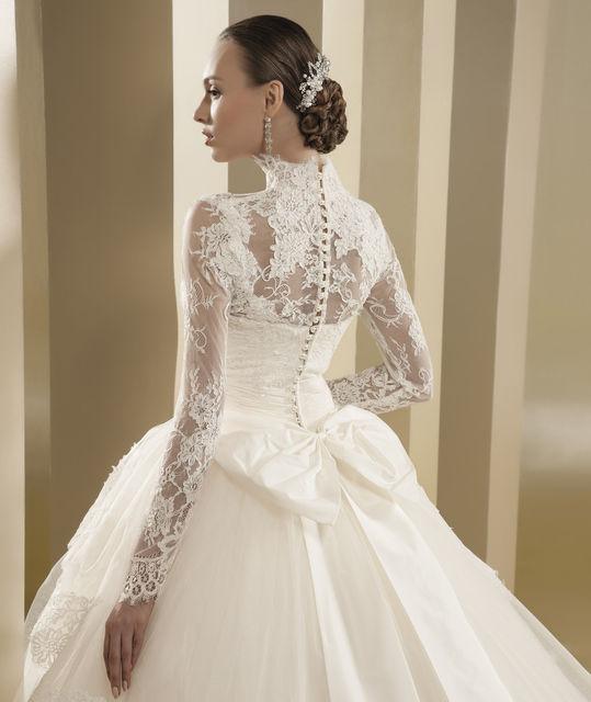 Romance - Свадебное платье из коллекции Romance 2014. Модель