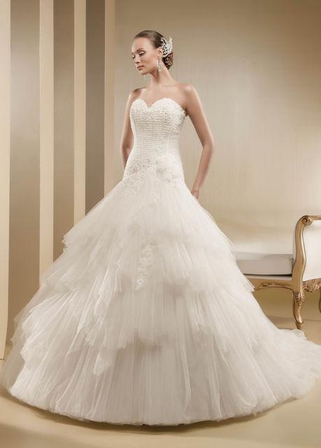 Romance - Свадебные платья из коллекции Romance 2014