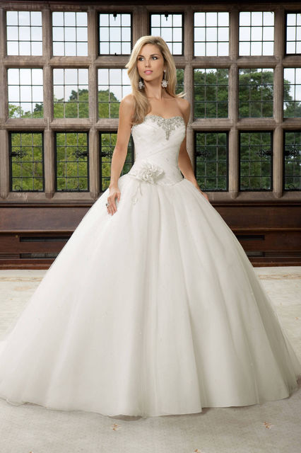 Ronald Joyce Model 61006 Lola Wedding Dress Photo