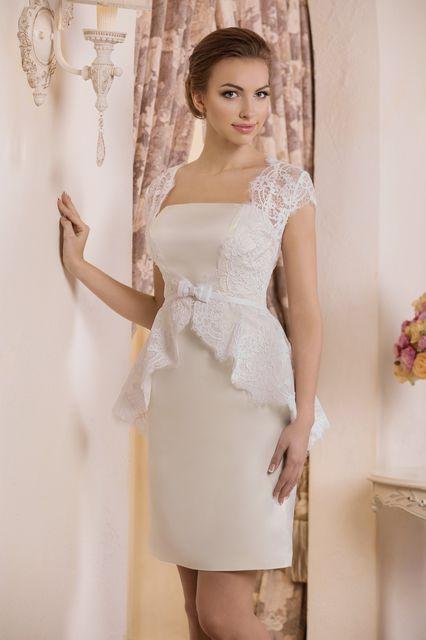 Фото скромных платьев на свадьбу