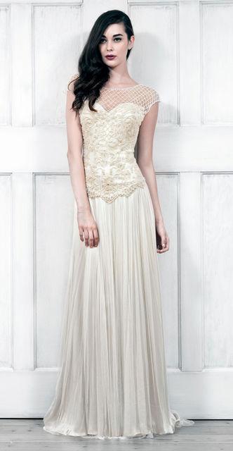 Vestido De Novia De Catherine Deane Thalia Colección Bridal