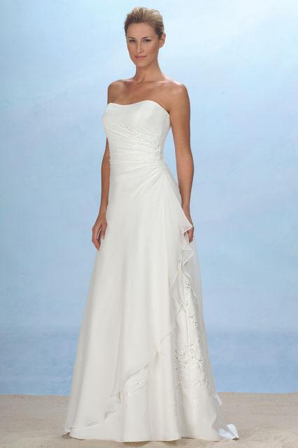 Eden Bridals Wedding Dresses Silver