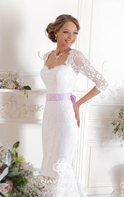 Свадебные платья прямые гипюровые