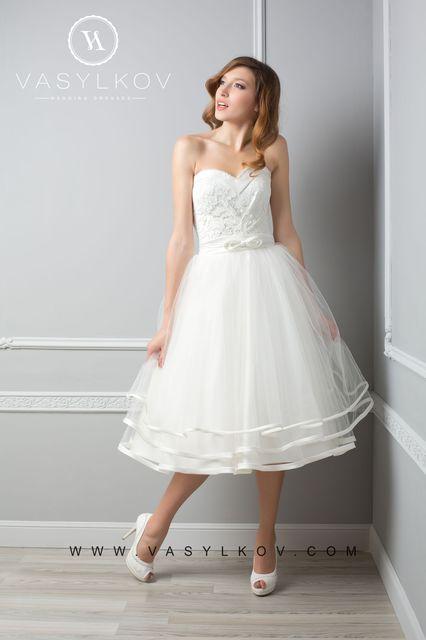 Каталог коротких свадебных платьев в уфе