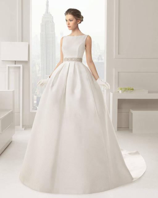 vestidos de novia de rosa clara. colección rosa clara 2015 collection