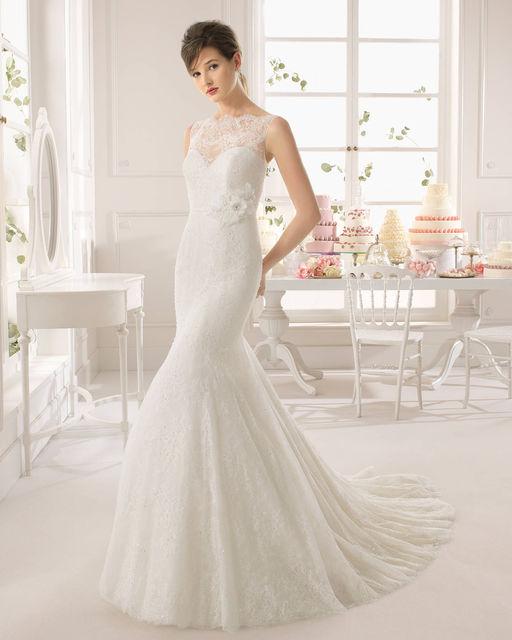 vestidos de novia de aire barcelona. colección aire 2015 collection