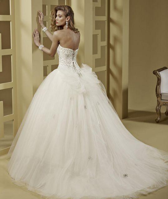 Romance - Свадебное платье из коллекции Romance 2015. Модель