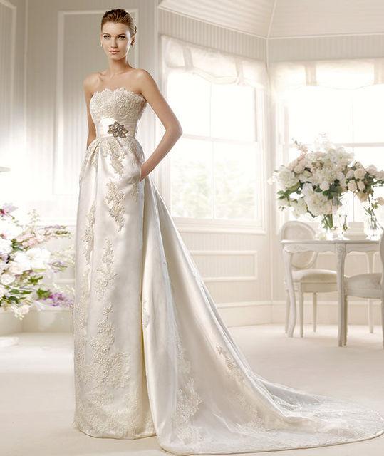 Sposa Novia Vestidos La Costura Colección Collection 2013 De qA11xnwt