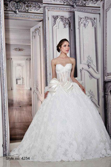Свадебные платье от pnina