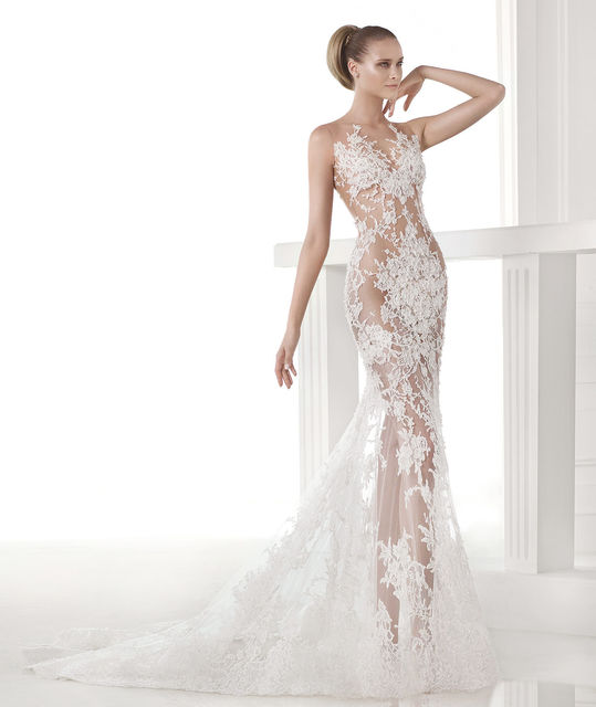 vestidos de novia de pronovias. colección atelier 2015 collection