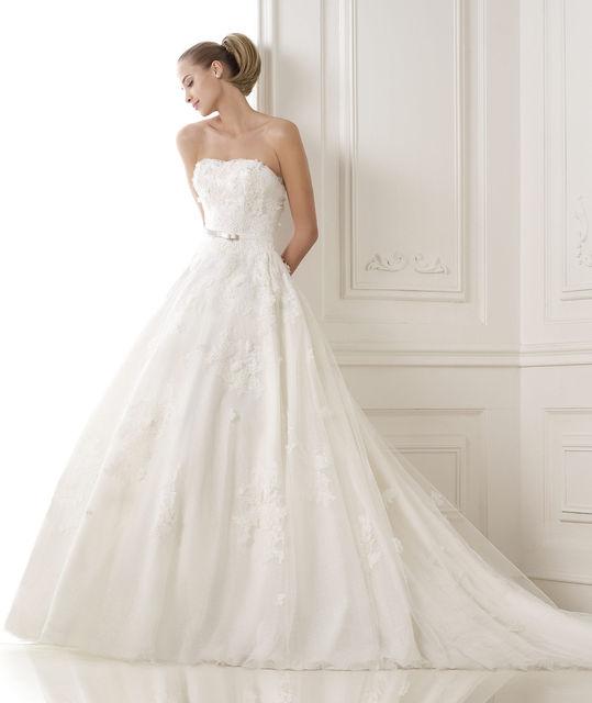 vestidos de novia de pronovias. colección glamour 2015 collection
