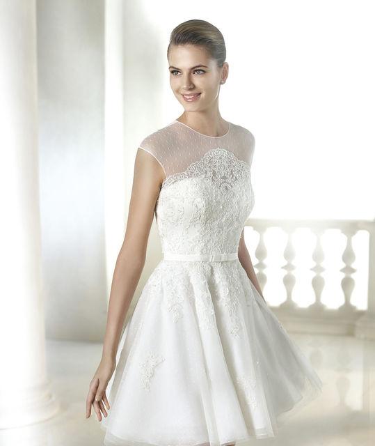 vestidos de novia de st. patrick. colección modern bride 2015 collection