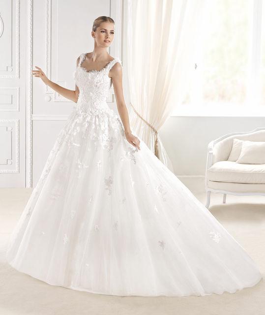 ce67a984e6e La Sposa - Model  Ercilia Wedding Dress photo