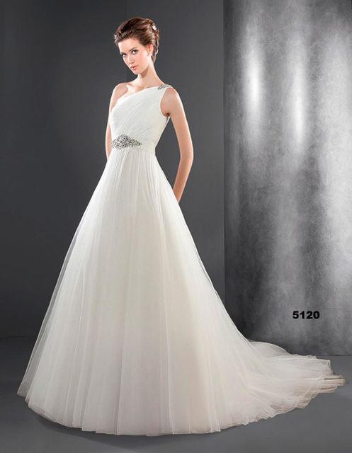 vestidos de novia de lugo novias. colección dreams 2015 collection