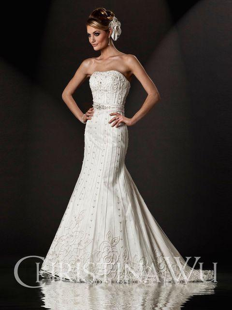Vestidos de novia de Christina Wu. Colección Brides collection