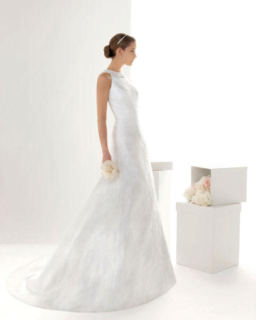 vestidos de novia de rosa clara. colección rosa clara 2013 collection
