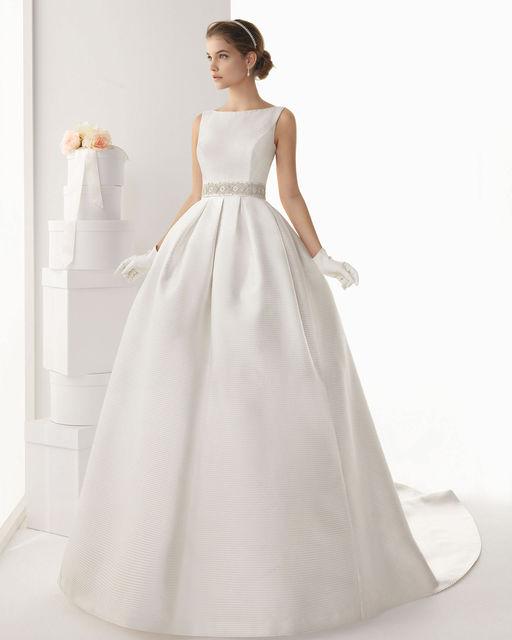 vestidos de novia de rosa clara. colección rosa clara 2014 collection