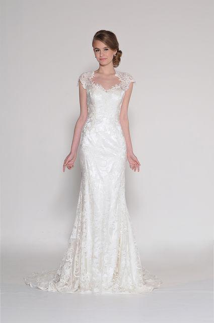 vestido de novia de eugenia 3898 candice. colección 2016