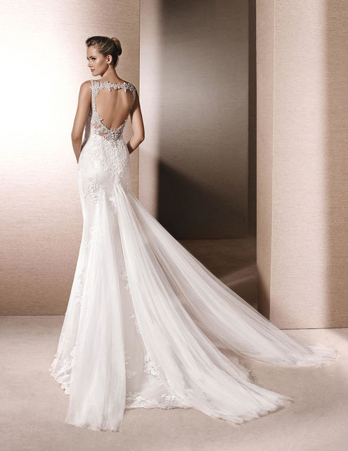 74f76dca79d7 La Sposa Rosario wedding dress. Wedding Dresses 2016 collection