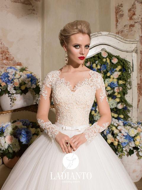 Фото свадебного платья анжелика